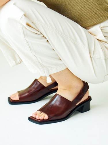 BKS2008 MAG SANDAL BROWN